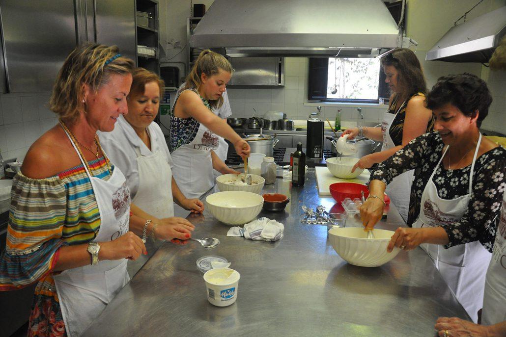 Agriturismo Con Corsi Di Cucina In Toscana A Montaione