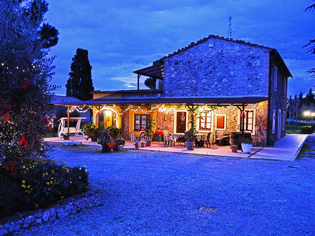 Agriturismo per famiglie e bambini a Capodanno in Toscana